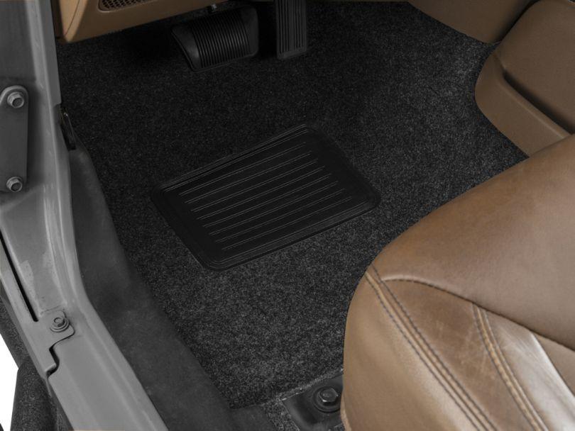 BedRug Front Floor Mats (07-18 Jeep Wrangler JK)