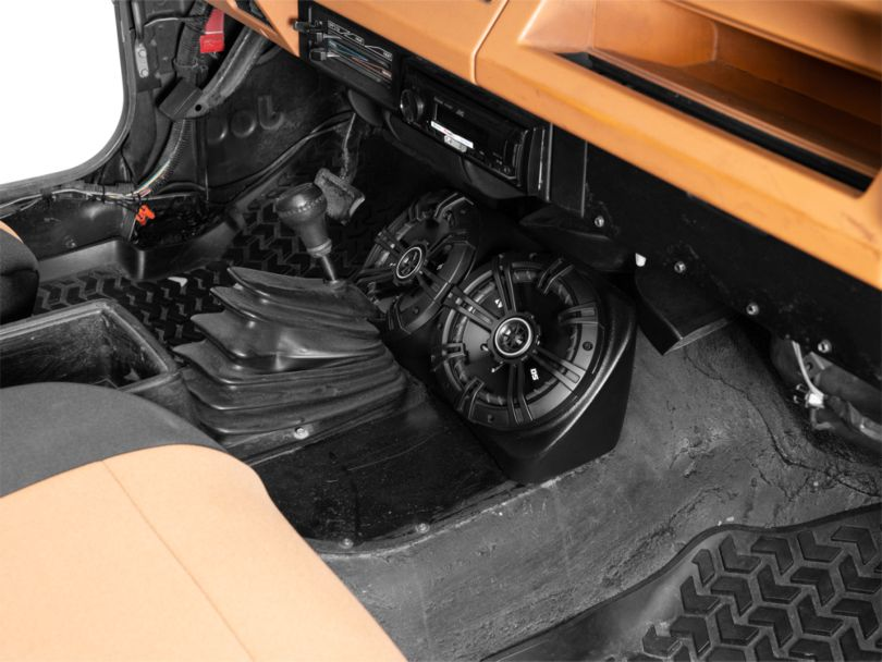 Select Increments Centra-Pod (87-95 Jeep Wrangler YJ)