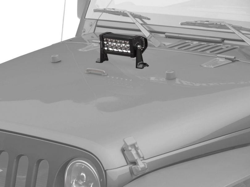 Alteon 7 in. 7 Series LED Light Bar - 8 Degree Spot Beam