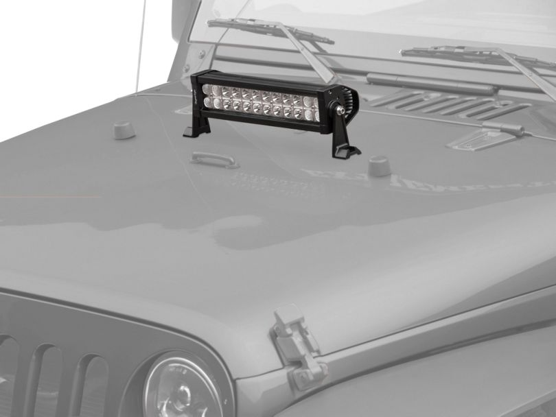 Alteon 13 in. 7 Series LED Light Bar - 30 & 60 Degree Flood Beam