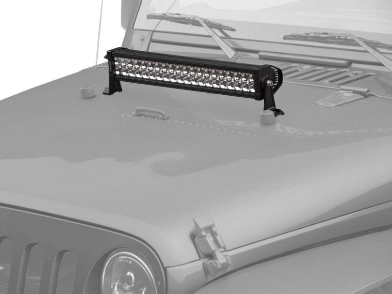 Alteon 21 in. 7 Series LED Light Bar - 8 Degree Spot Beam