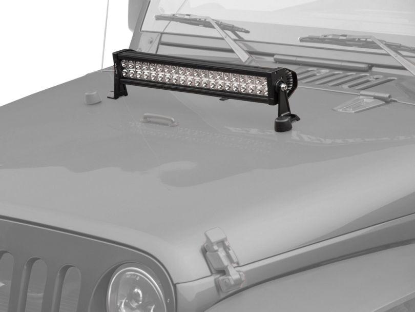 Alteon 21 in. 7 Series LED Light Bar - 30 Degree Flood Beam