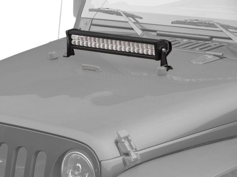 Alteon 21 in. 7 Series LED Light Bar - 60 Degree Flood Beam