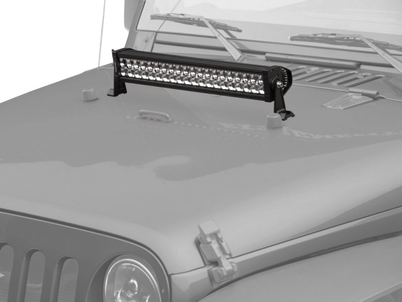 Alteon 21 in. 7 Series LED Light Bar - Flood/Spot Combo