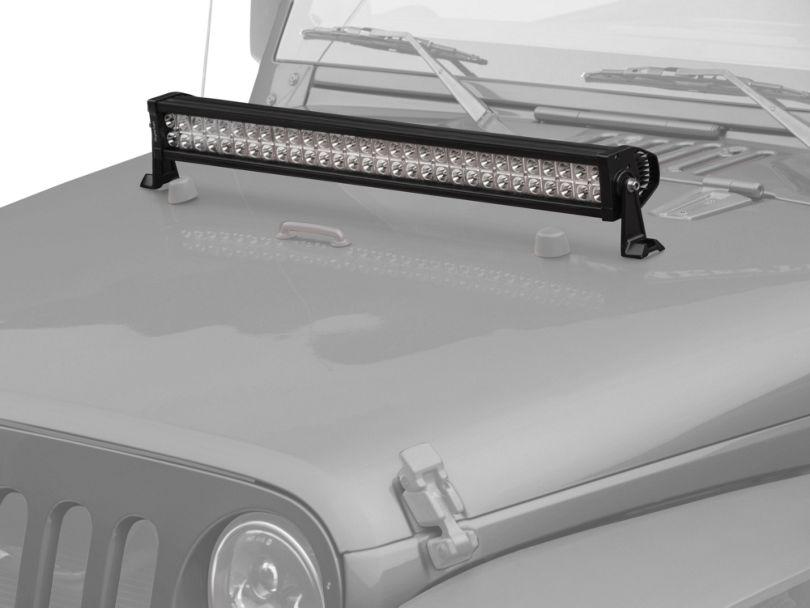 Alteon 31-Inch 7 Series LED Light Bar; 8 Degree Spot Beam