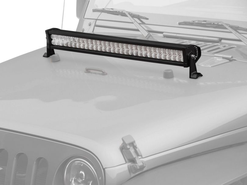 Alteon 31 in. 7 Series LED Light Bar - 60 Degree Flood Beam
