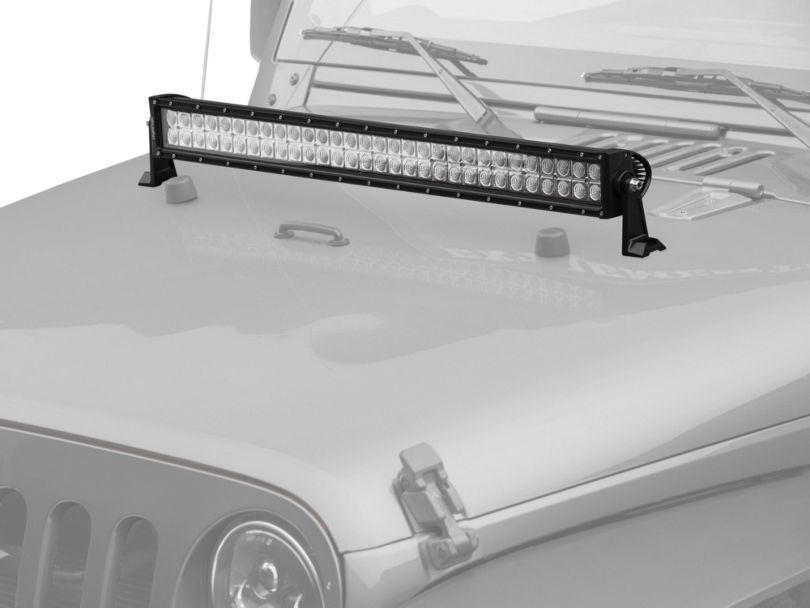 Alteon 31 in. 11 Series LED Light Bar - 60 Degree Flood Beam