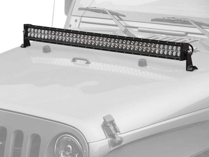 Alteon 41 in. 11 Series LED Light Bar - 30 & 60 Degree Flood Beam