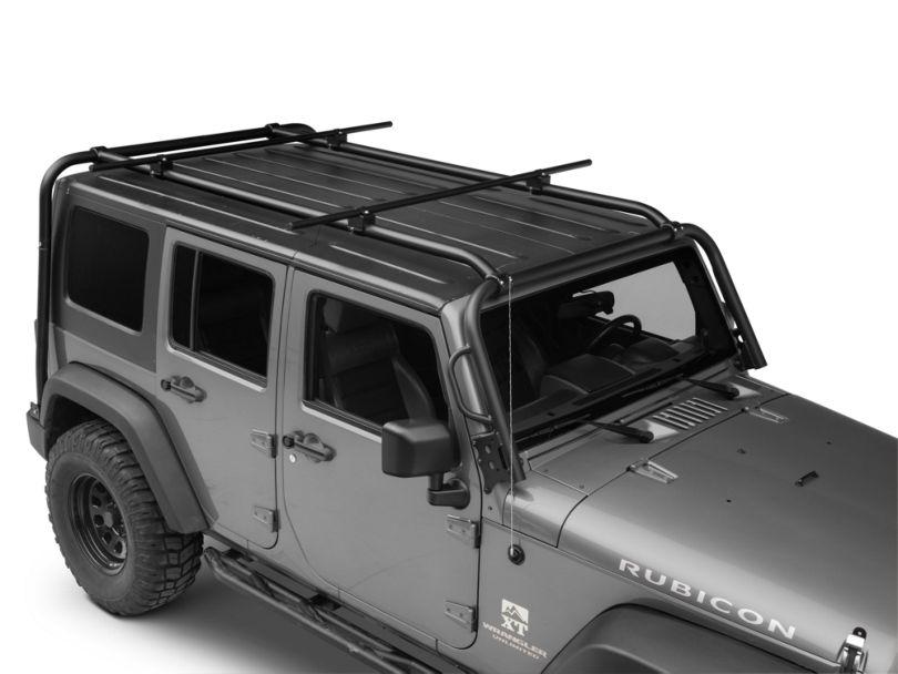 Congo Cage Utility Crossbars (07-18 Jeep Wrangler JK)