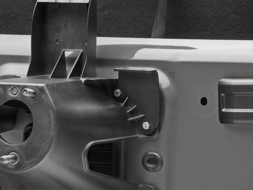 RedRock 4x4 Dual CB Antenna Mount (07-18 Jeep Wrangler JK)
