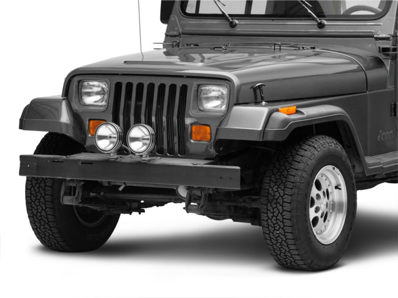 Side Marker Light - Amber (87-95 Jeep Wrangler YJ)