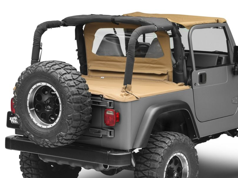 Cover All Kit - Spice (97-06 Jeep Wrangler TJ, Excluding Unlimited)