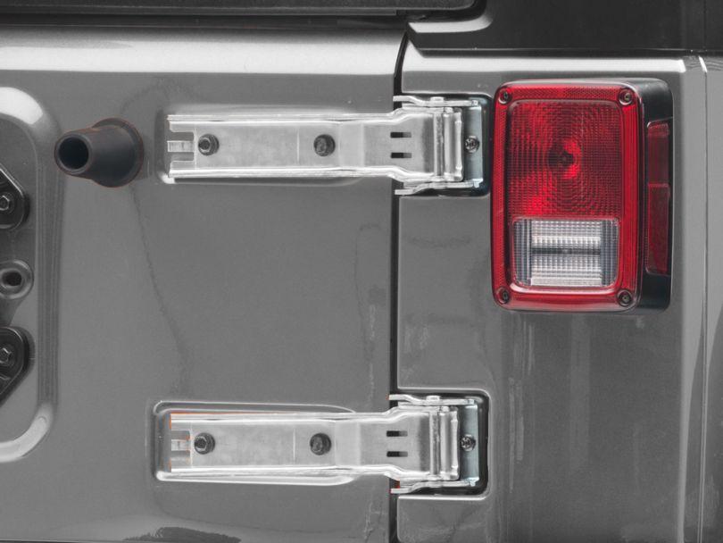 Tailgate Hinge (07-18 Jeep Wrangler JK)