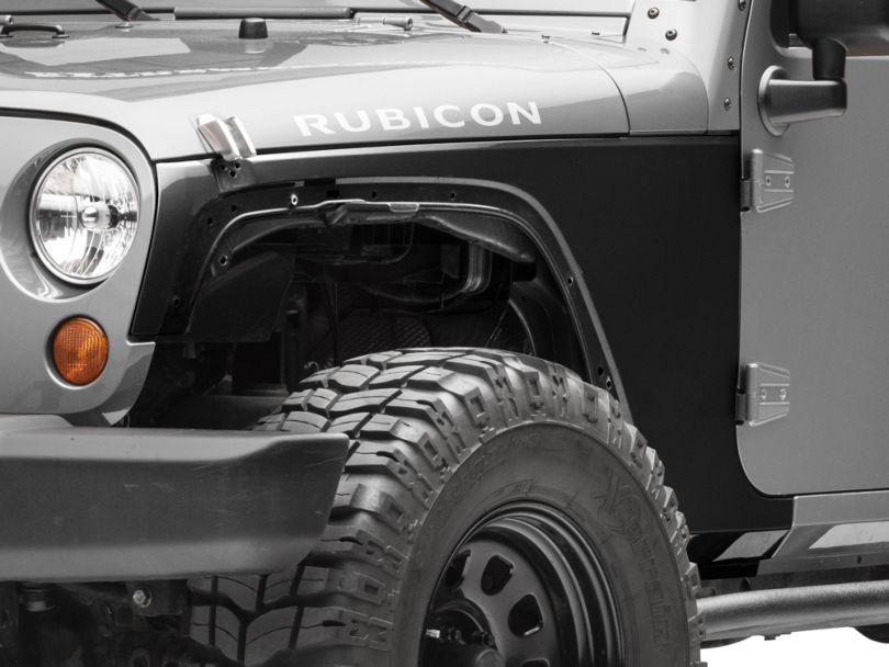 Fender; Front Driver Side (07-18 Jeep Wrangler JK)