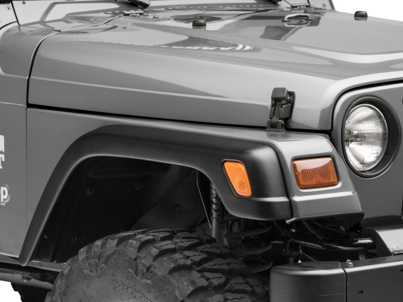 Replacement Steel Fender - Right Front (97-06 Jeep Wrangler TJ)