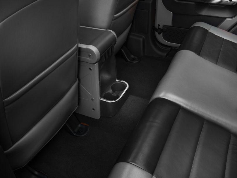 Rugged Ridge Chrome Rear Cupholder (07-10 Jeep Wrangler JK)