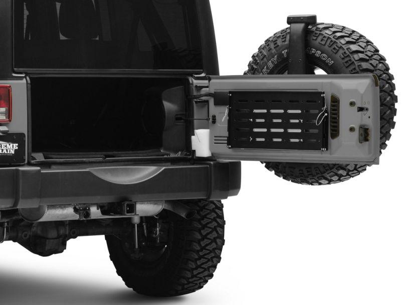 Lange Rear Door Chock (87-20 Jeep Wrangler YJ, TJ, JK & JL)