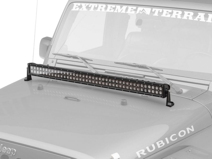 Raxiom 40 in. Dual Row LED Light Bar - Combo Beam