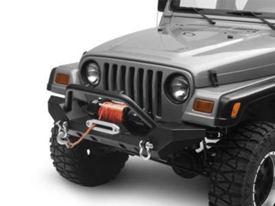Barricade Adventure HD Bumper (87-06 Jeep Wrangler YJ & TJ)
