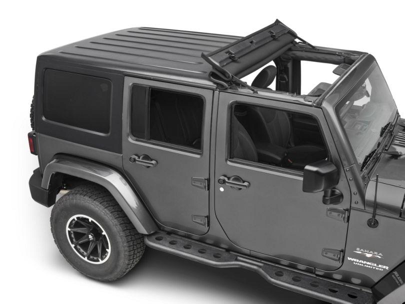 Black Forest Gear ThrowBack Soft Top (07-18 Jeep Wrangler JK)