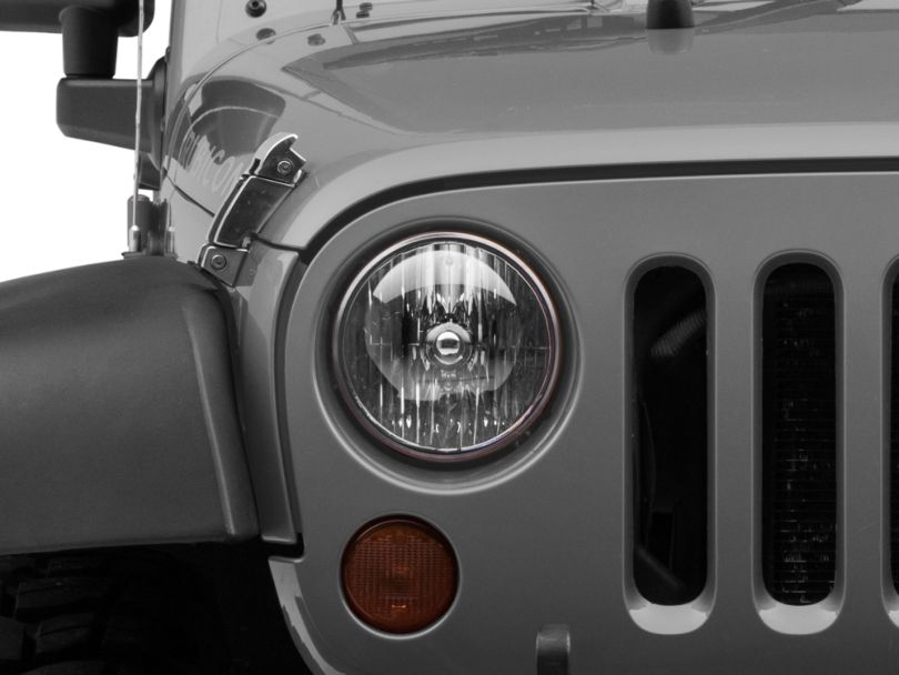 ARB 7 in. Replacement Headlight (07-18 Jeep Wrangler JK)