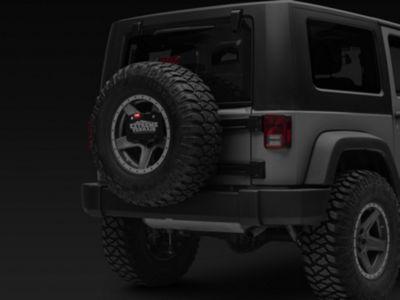 Poison Spyder LED License Plate & 3rd Brake Light (87-18 Jeep Wrangler YJ