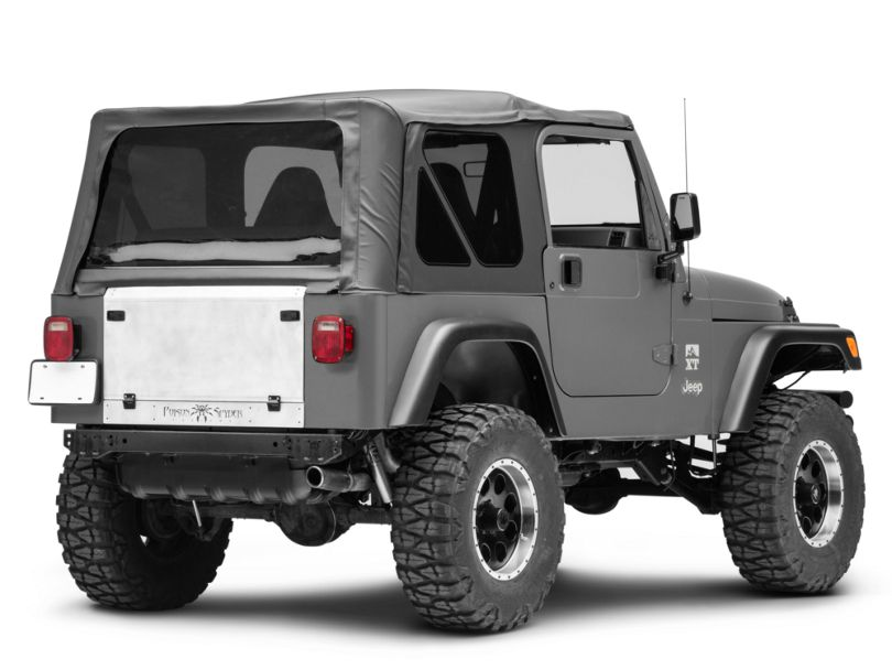 Poison Spyder Trail Gate (97-06 Jeep Wrangler TJ)
