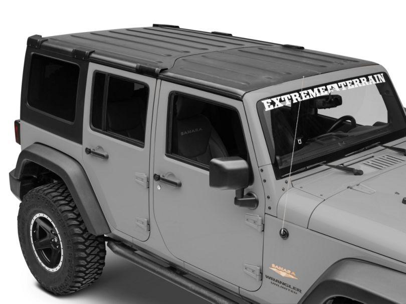 Rhino-Rack Backbone 3 Base Mounting System (07-18 Jeep Wrangler JK 4 Door)