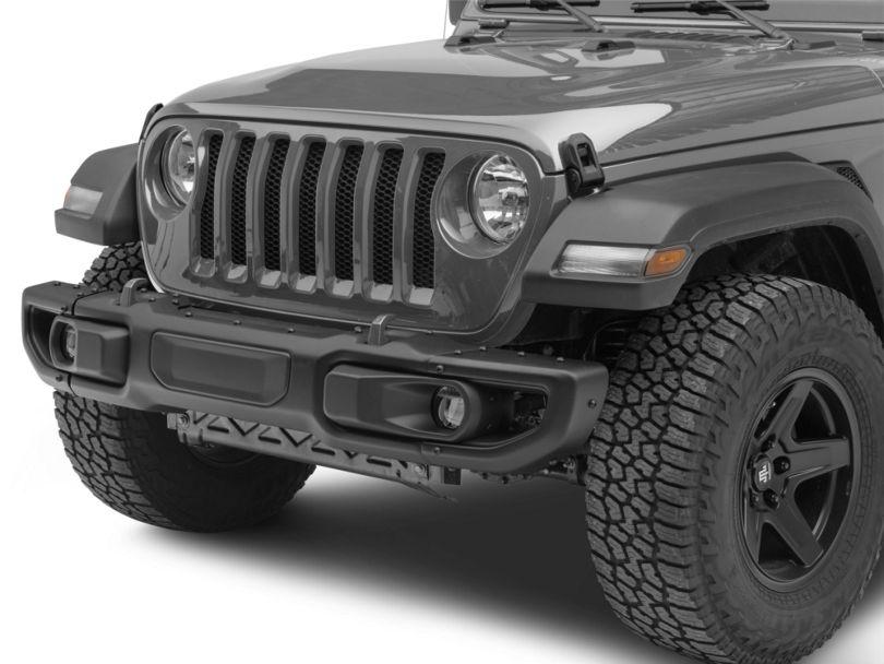 Mopar 3-Piece Rubicon Front Bumper (18-20 Jeep Wrangler JL)