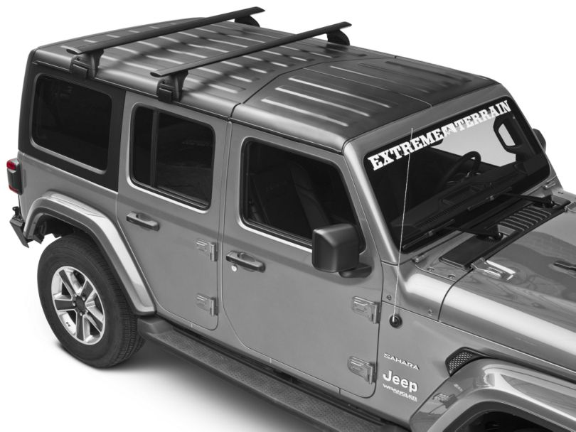 Mopar Removable Roof Rack (18-20 Jeep Wrangler JL)