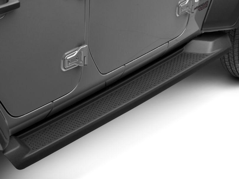 Mopar Side Step Bars (18-20 Jeep Wrangler JL 4 Door)