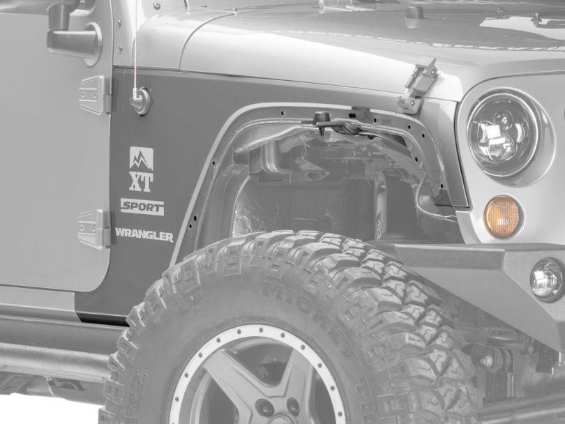 Fender Right Side (07-18 Jeep Wrangler JK)