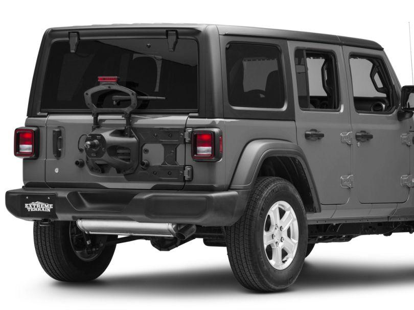 Mopar Tailgate Reinforcement Kit (18-19 Jeep Wrangler JL)