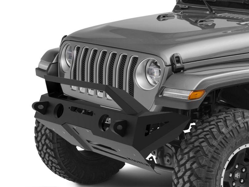 ICI Magnum RT Series Front Bumper (18-20 Jeep Wrangler JL)