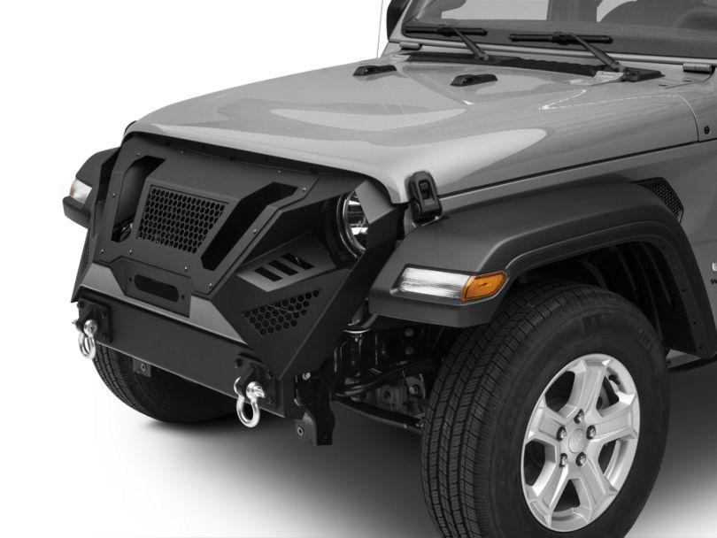 Barricade Apocalypse Grille Guard (18-20 Jeep Wrangler JL)