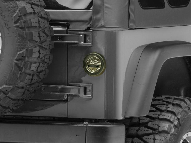 Maxbilt Trail Tail LED Tail Lights (97-06 Jeep Wrangler TJ)