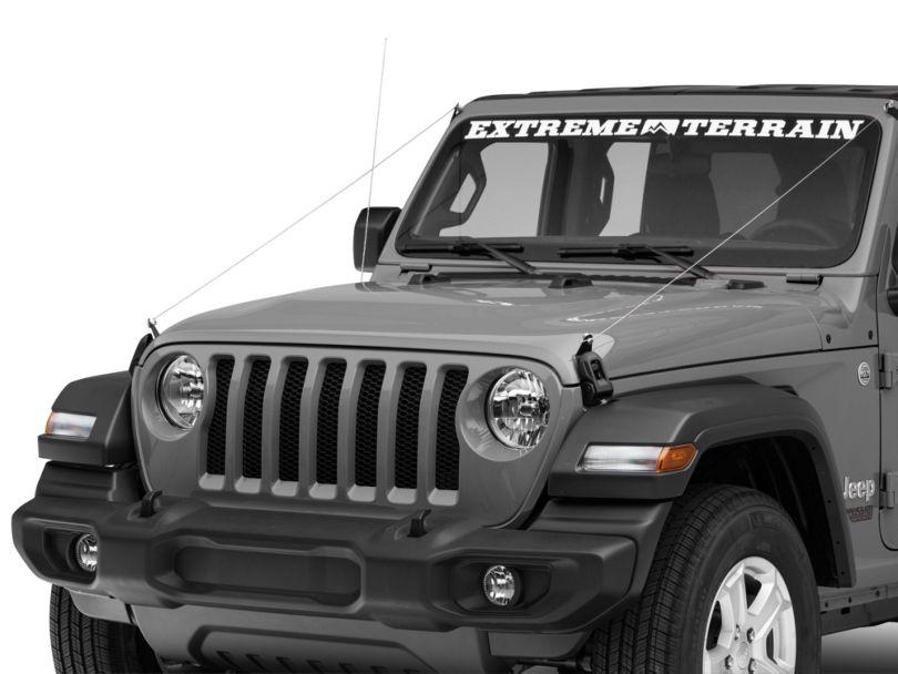 Hauk Off-Road Limb Risers (18-20 Jeep Wrangler JL)