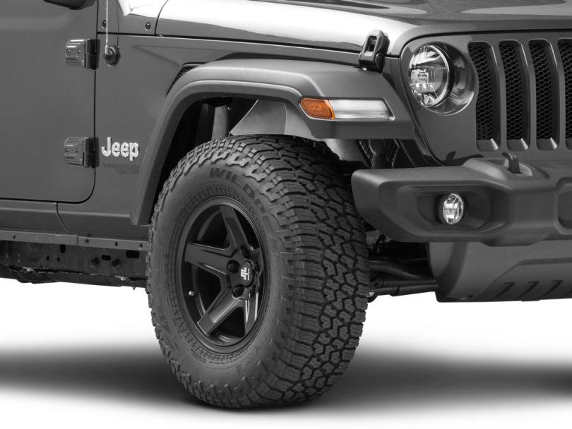 Artec Industries Front Inner Fenders - Vented (18-20 Jeep Wrangler JL)
