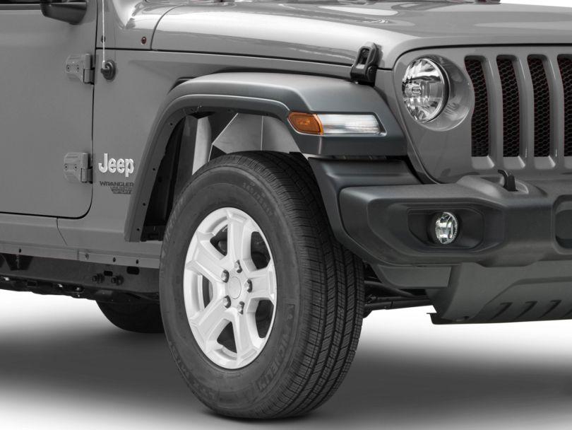 Artec Industries Front Inner Fenders - Solid (18-20 Jeep Wrangler JL)