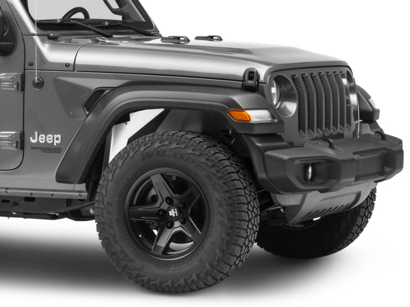 Artec Industries Front Inner Fenders - Freedom Edition (18-20 Jeep Wrangler JL)