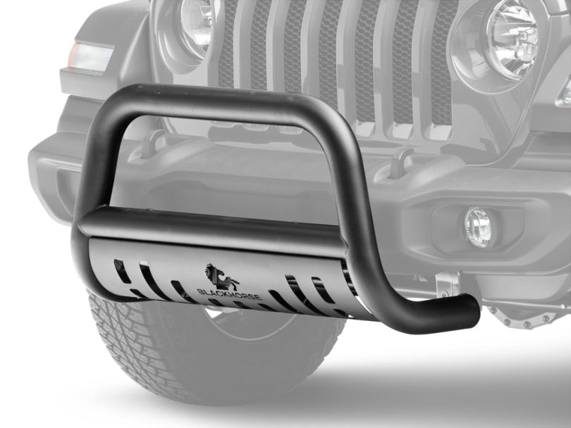 Bull Bar - Black (18-20 Jeep Wrangler JL)