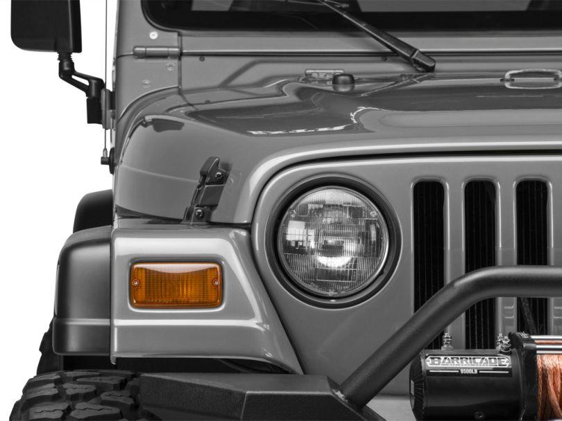 Headlamp Assembly - Passenger Side (97-06 Jeep Wrangler TJ)