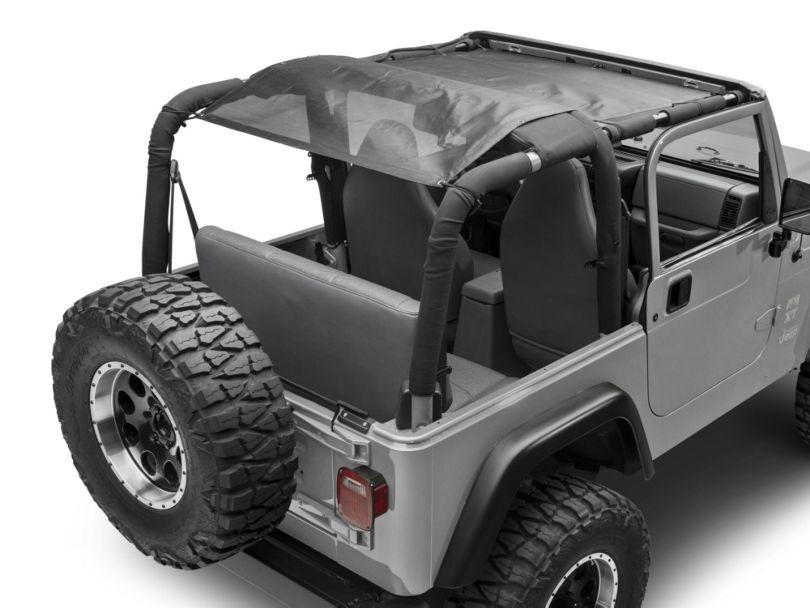 Dark Forest Extended Mesh Top (97-06 Jeep Wrangler TJ)