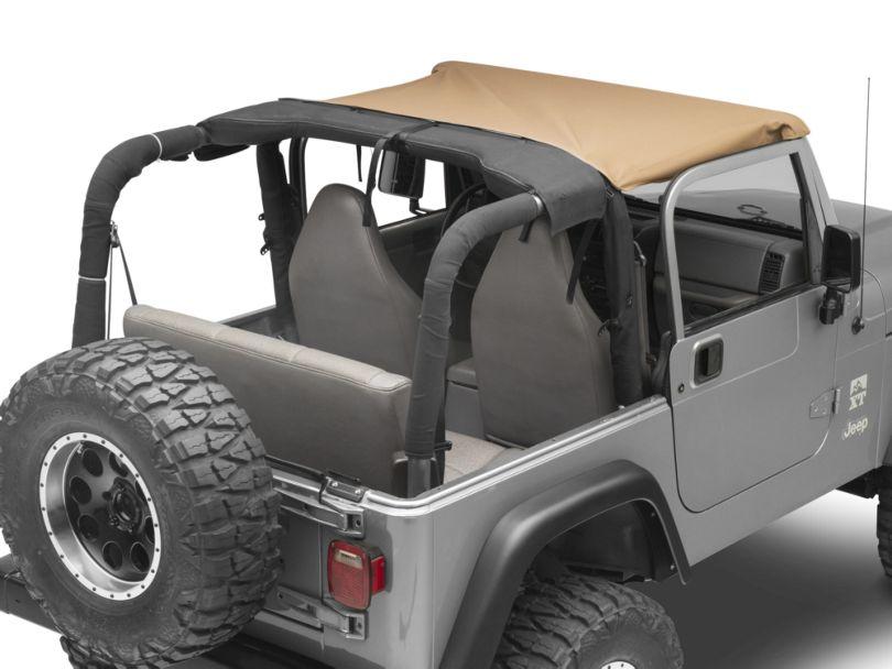 TruShield Standard Top - Denim Spice (97-06 Jeep Wrangler TJ)
