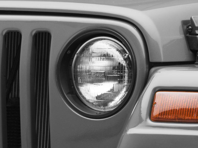 Headlight Sealed Beam Retaining Ring (97-06 Jeep Wrangler TJ)