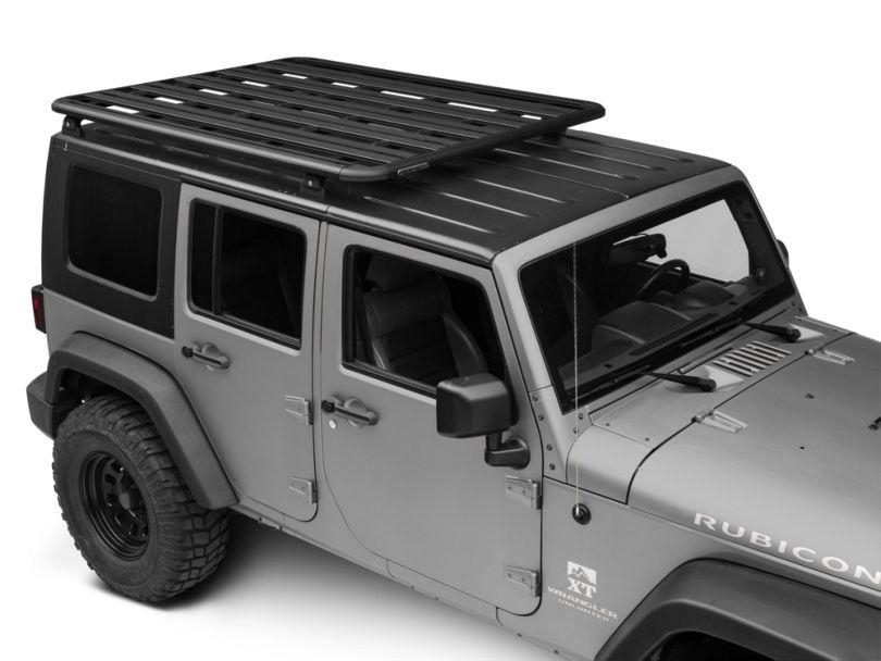Rhino-Rack RLT600 Pioneer Platform (07-18 Jeep Wrangler JK 4 Door)
