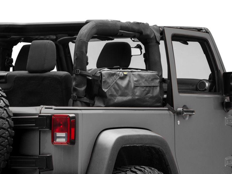 Bestop RoughRider Saddle Bag (07-18 Jeep Wrangler JK)