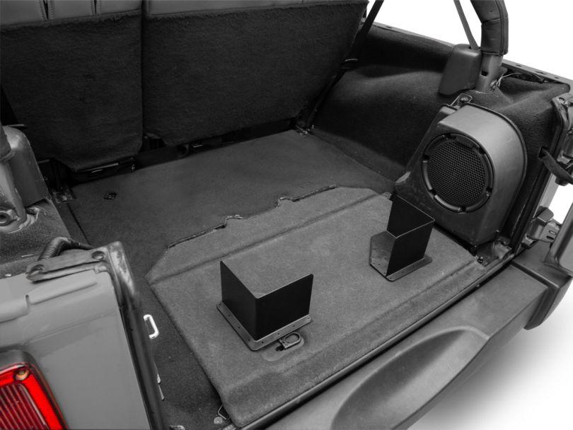 Vertically Driven Cargo Corners (87-20 Jeep Wrangler YJ, TJ, JK & JL)
