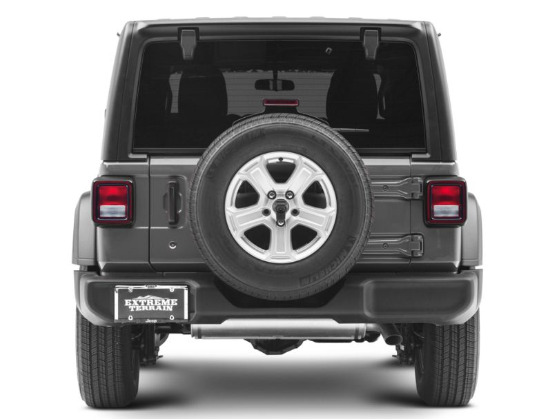 Chroma Jeep Wrangler Grille License Plate Frame