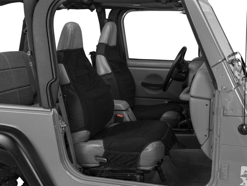Smittybilt Katch-All SeatWare Vest Covers (87-02 Jeep Wrangler YJ & TJ)